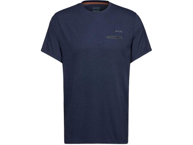 PYUA Skip-Y S - T-shirt manches courtes Homme - bleu